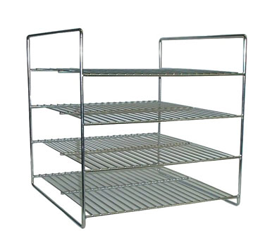 4 Shelf Food Rack