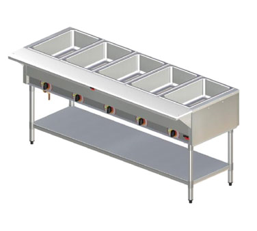 Champion Hot Well Steam Table