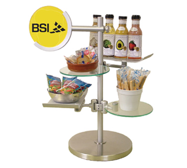 ZSpace Small Salad Display Kit #11