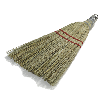 Flo-Pac Corn Whisk Broom