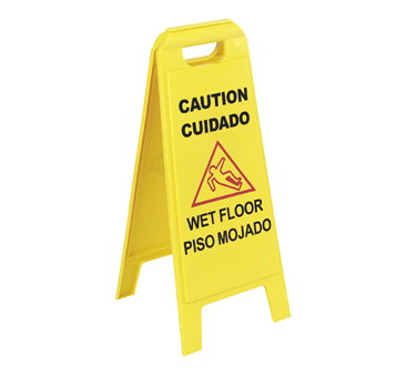 Flo-Pac Safety Floor Sign