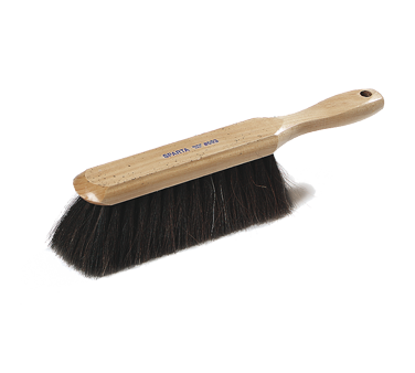 Flo-Pac Counter/Bench Brush