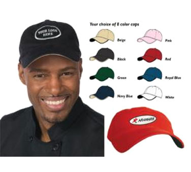 Chef's Baseball Caps