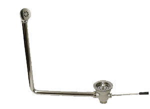 Encore Lever Handle Waste Outlet