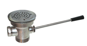 Top-Line Universal Lever Handle Waste Outlet