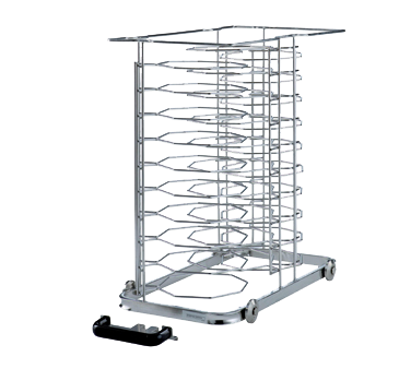 30 plate rack for 101 oven (plate diameter up to 12 1/4'') (trol