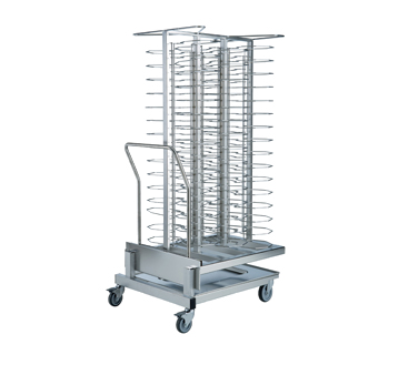 92 plate rack for 202 (plate diameter up to 12 1/4'')