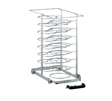 23 plate rack for 101 oven (plate diameter up to 12 1/4'') (trol