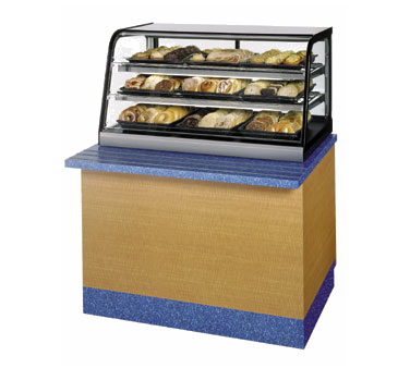 Counter Top Non-Refrigerated Self-Serve Merchandiser