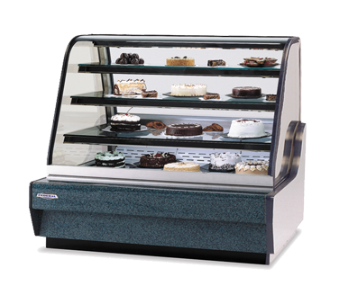 Hi-Style Non-Refrigerated Bakery Case