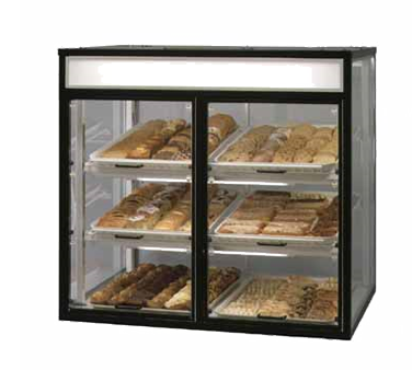 Counter Top Full Pan Non-Refrigerated Self-Serve Bakery Display
