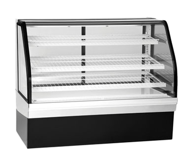 Elements Non-Refrigerated Bakery Case