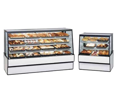 High Volume Non-Refrigerated Bakery Case
