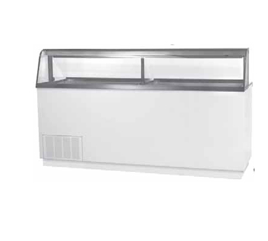 VisiDipper Ice Dipping Cream Cabinet/Gelato Case