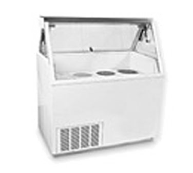 VisiDipper Ice Cream Dipping Cabinet/Gelato Case