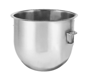 12 QT stainless steel bowl